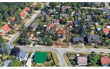 Attraktives Bauträgergrundstück in Berlin-Kaulsdorf zum Verkauf ++ Bebaubar mit bis zu 4 DHH