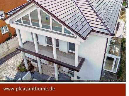 Repräsentative Villa mit Arztpraxis in Lünen-Innenstadt