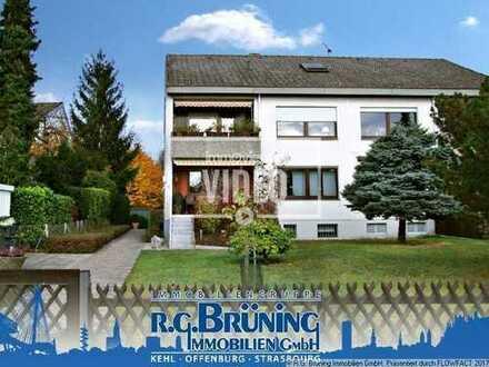 Gemütliche 3-Zimmerwohnung mit Terrasse und Garten