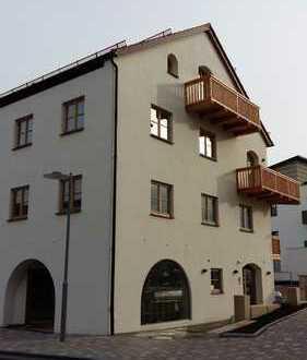 exklusive 3-Zimmer-Penthouse-Wohnung in Grafing mit zwei Dachterrassen