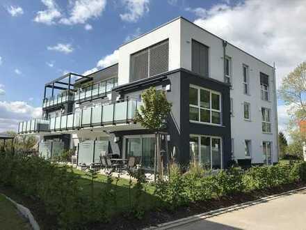 Erstbezug/Neubau einer 2,5-Zimmer-Wohnung in Dunningen mit Balkon
