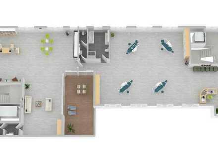 NEUBAU: TOP Gewerbeflächen für Praxis / Büro in der Weststadt