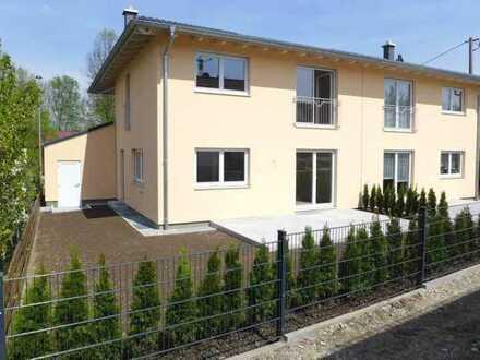 Ideal für die Familie! Energiespar-Doppelhaushälfte in Scheuring