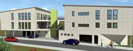 Beste Lage - Hofseite - Dreizimmerwohnung mit 102,78 m² Wfl. (W19)