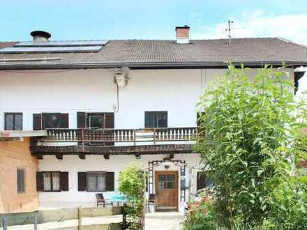 Sanierungsbedürftiges Bauernhaus für mutige Individualisten - 160 m2 gr, Bauernhaus mit Garten
