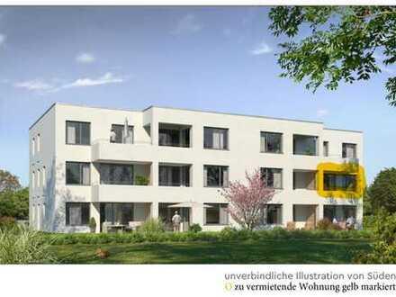 Erstbezug: helle 3-Zimmer-Wohnung mit Balkon in Heddesheim