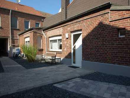 Barrierefreie Erdgeschosswohnung mit Garten in Willich Anrath