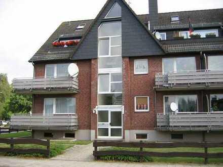 Gemütliche 3-Zimmerwohnung mit 2 Balkonen