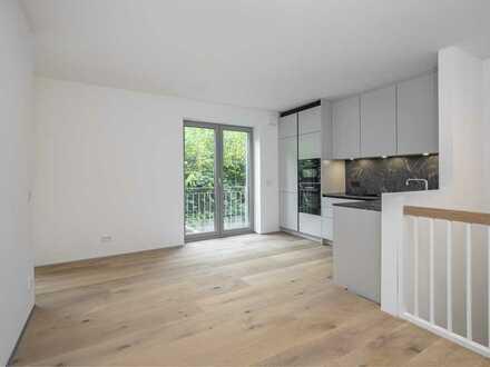 ULI VOGELER GmbH - Exklusive 2,5-Zimmer-Maisonette-Wohnung mit traumhafter Süd-/Westterrasse (WE 2)