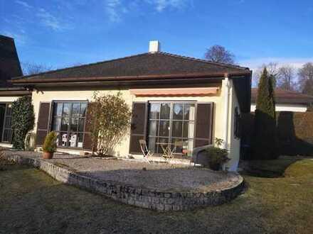 Exklusive, gepflegte 2 Zimmer-Wohnung mit Terrasse und Einbauküche in Tutzing