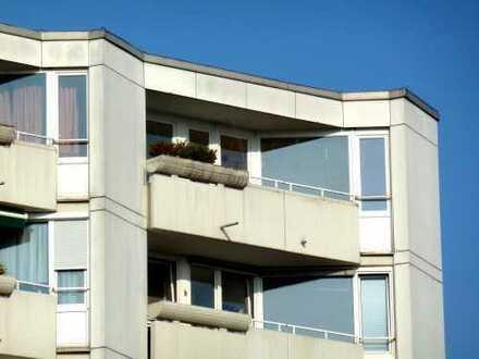 Sonnige 2-Zi-Wohnung mit Alpenblick
