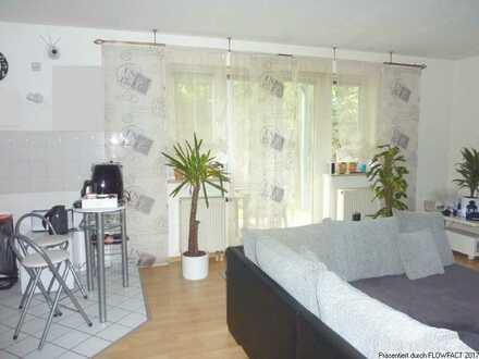 ***Großzügiges 1-Zimmer-Apartment mit Terrasse und großem Bad als Kapitalanlage***