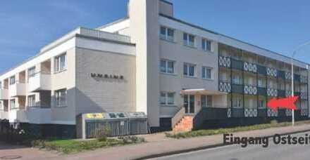 Strandnahe 2 Zimmer-Ferienwohnung in Westerland mit Westbalkon