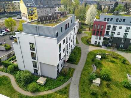 Traumhaft schöne, helle Dreizimmerwohnung 83 m² - idyllische Grünlage