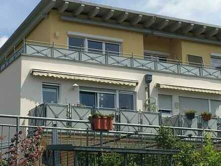 Penthouse Wohnung mit Blick in den Schönbusch