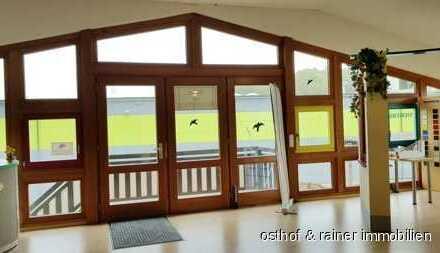OSTHOF & RAINER IMMOBILIEN Östliches Rhein-Main-Gebiet * Ausstellungs- und Büroräume / Werkstatt