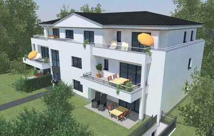 Neubau von 18 modernen Eigentumswohnungen, im Sankt Augustiner Zentrum
