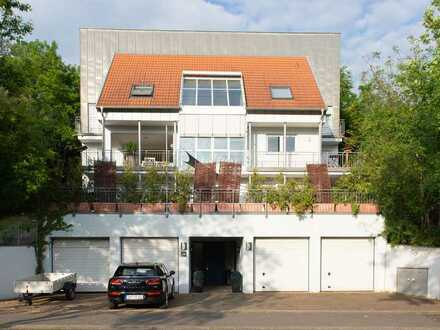 Traumhaus, lichtdurchflutet mit Einliegerwohnung in Stadtrandlage von Schweinfurt