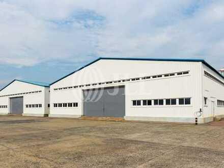 Produktion   Lager   Logistik   Freiflächen - auf Industrieareal - 24/7