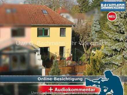 Neuenhagen b. Berlin OT Bollensdorf Doppelhaushälfte mit Potential und Pool - UWE G. BACHMANN