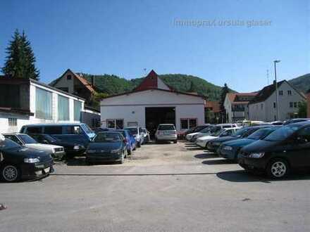 KFZ-Werkstatt mit großem Kundenstamm