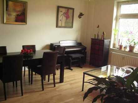 Zentral gelegene Dreizimmerwohnung im schönen Villenviertel von Bonn-Bad Godesberg