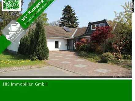 Attraktiver Bungalow mit großem Grundstück in kleiner Wohnsiedlung von 47551 Bedburg-Hau