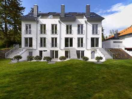 Familie- wohnen in Wannsee am Düppeler Forst, separat begehbar Büro/Gästezimmer