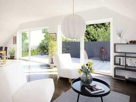 Letzte 4 Zi. Wohnung mit 20m² großer Dachterrasse ! Kurz vor Fertigstellung