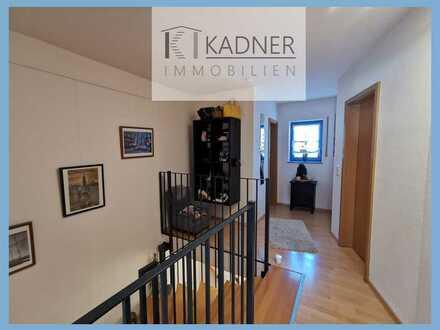 Wohnen wie im Doppelhaus, 4-Raum-ETW mit Balkon und TG-Stellplatz