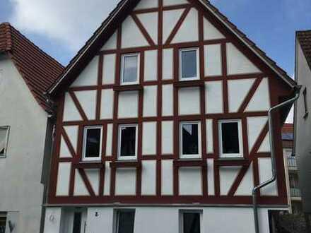 Neuwertiges 4-Zimmer-Wohngebäude in Bad Orb