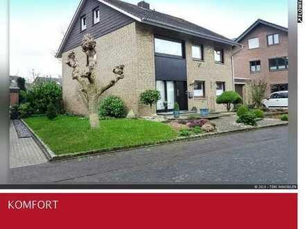Erdgeschosswohnung mit Komfort und Garten in Velen-Ramsdorf