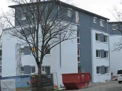 Erstbezug mit Einbauküche und Balkon: schöne 4-Zimmer-Penthouse-Wohnung in Waiblingen