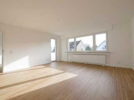 Helle Wohnung mit Balkon nach Kernsanierung