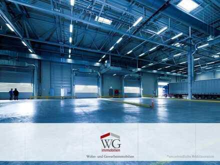 353 m² - Produktions- und Lagerflächen in der Werkstraße 27-35