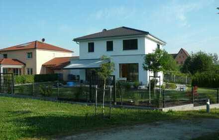 Freistehende Stadtvilla mit Charme in Dillingen, OT Schretzheim