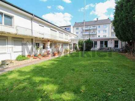 Solide vermietetes MFH mit 6 Wohneinheiten und Garten in zentraler Stadtteillage von Herne