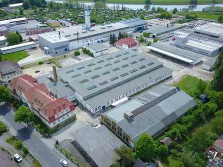 Gewerbehof Radebeul - Büro-, Lager-, und Produktionsflächen - ab 400 m² - 6.700 m²