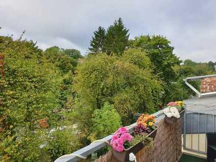 ... über den Dächern Wuppertals