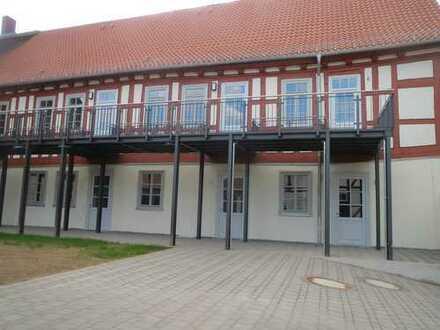 Erstbezug nach Komplettsanierung. Wohnen im historischen Fachwerkhaus...