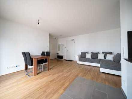 Erstbezug: exklusive Neubau 2-Zimmer-Wohnung mit EBK und Balkon in Nürnberg-Thon