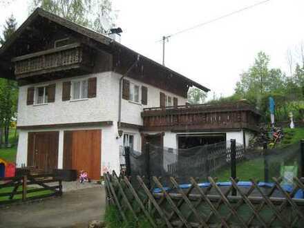 Griffiges 1-Fam.-Haus, Kapitalanlage, Rieden a. Forggensee