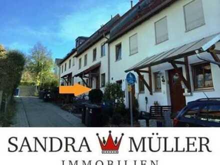 Vermietetes Reihenhaus in Oberbeuren zu verkaufen