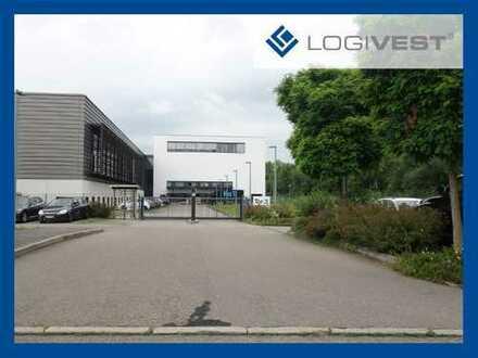 Moderne Lager- und Logistikhalle in Augsburg