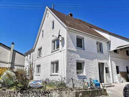 2 Zimmer Maisonette Wohnung in Dächingen