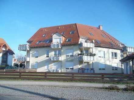 Dachgeschosswohnung mit Terrasse preiswert und schön :-)