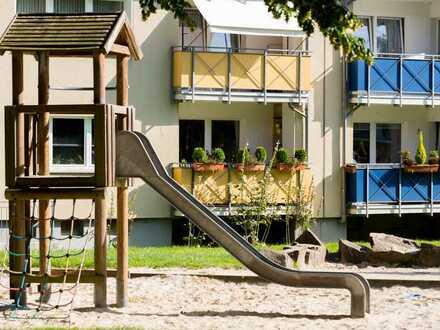°°°Helle, familienfreundliche Wohnung in ruhiger, naturnaher Stadtrandlage°°°