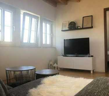 Exklusive 2-Zimmer-DG-Wohnung in Ludwigshafen