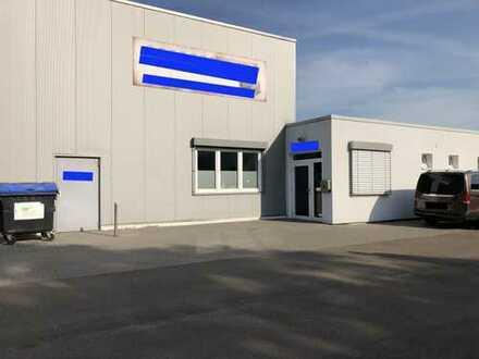 Die Businesskombi: 250 m² Büro und 150 m² Lagerfläche