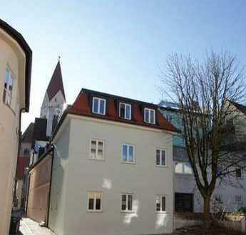 **NEU**Erstbezug nach Sanierung mit Einbauküche: exklusive 3-Zimmer-Erdgeschosswohnung in Kaufbeuren